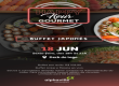 Happy Hour Gourmet - Buffet Japonês