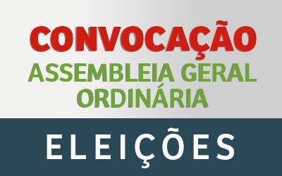Assembleia Geral Ordinária - Eleições